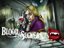 Blood Suckers и другие слоты